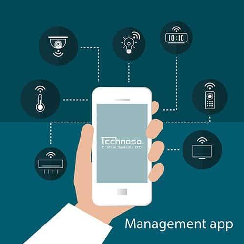 אפליקציה לניהול חניונים