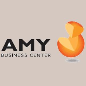 חניון של חברת AMY