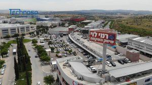 מערכת חניה לרמי לוי