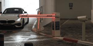 שערים חשמליים לחנייה