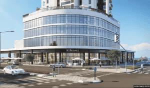 פרויקט HOME & SEA של חברת מבנים ונתיבים