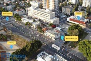 מיקום: רחובות תאריך הקמה: 03.2021 חניון ציבורי בתשלום במרכז העיר רחובות מול גן המייסדים.